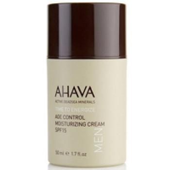 Омолаживающий мужской крем для лица SPF 15 Time To Hydrate AHAVA