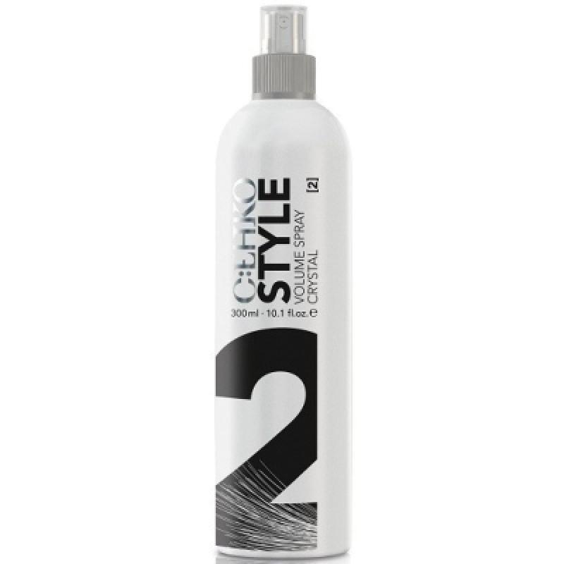 Спрей для волос объем Кристалл Style volume spray crystal CEHKO
