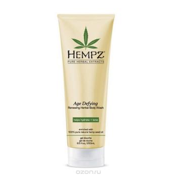 Гель для душа Антивозрастной Age Defying Herbal Body Wash HEMPZ