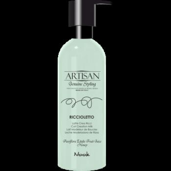 Крем для укладки вьющихся волос Riccioletto Cream For Curly And Wavy Hair NOOK