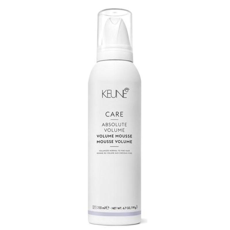 Мусс для волос Абсолютный объем CARE Absolute Volume Mousse KEUNE