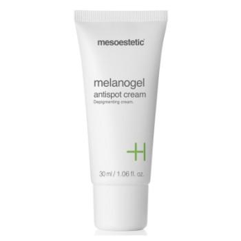 Melanogel anti-spot cream осветляющий депигментирующий крем Mesoestetic