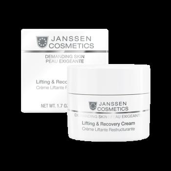 Восстанавливающий крем с лифтинг-эффектом JANSSEN COSMETICS