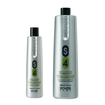 Шампунь против перхоти S4 Anti-Dandruff Shampoo ECHOSLINE
