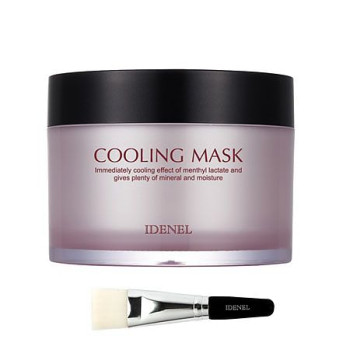 Охлаждающая маска для лица Cooling Mask IDENEL