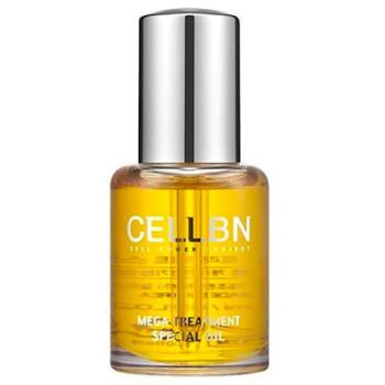 Масло для кожи и волос высокоэффективное обогащенное Mega Treatment Special oil CELLBN