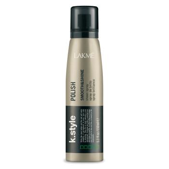 Спрей-сияние для волос Polish LAKME