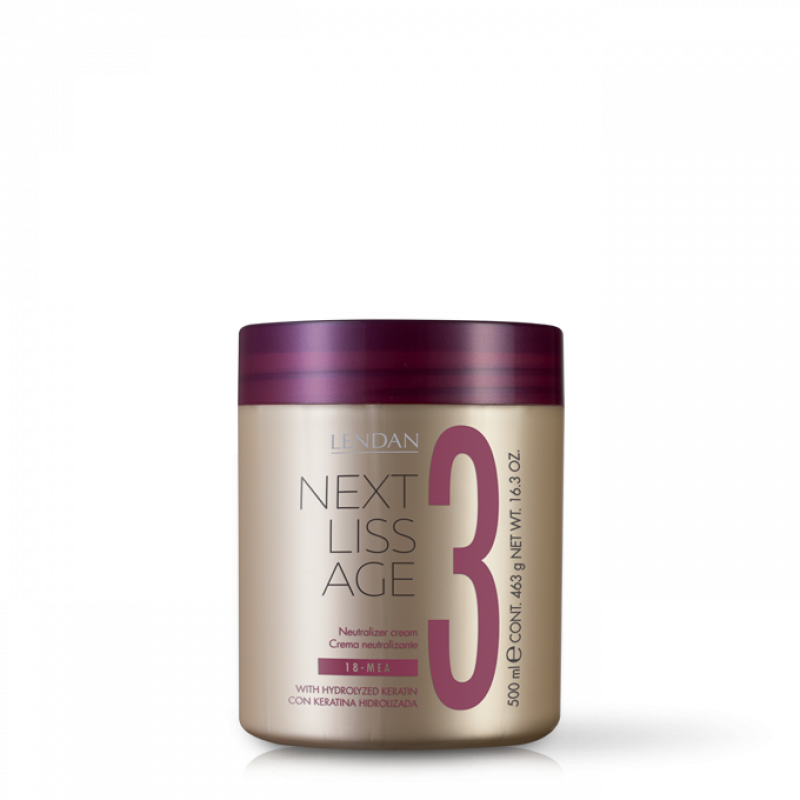 Нейтрализующий крем Neutralizer Cream Next Liss Age LENDAN