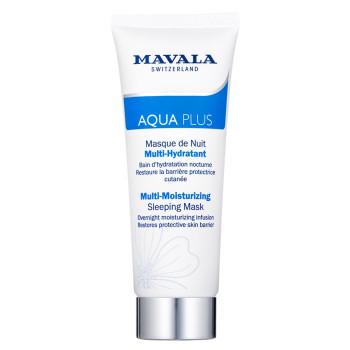 Активно увлажняющая ночная маска MAVALA