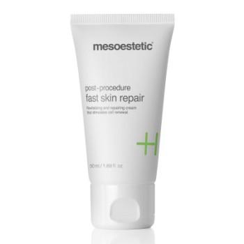 Post-procedure fast skin repair Интенсивный восстанавливающий крем Mesoestetic