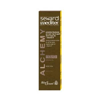 ALCHEMY argan oil 13/O Аргановое ухаживающее масло для всех типов волос HELEN SEWARD