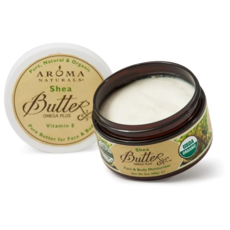 МАСЛО ШИ ЧИСТОЕ PURE SHEA BUTTER AROMA NATURALS