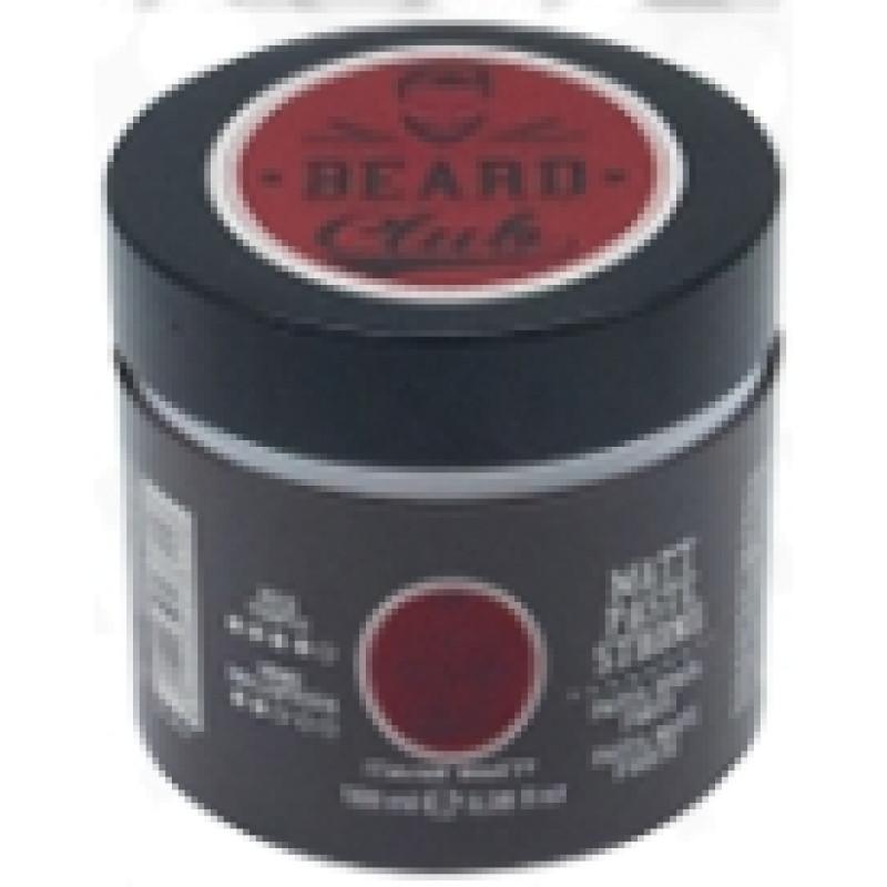 Матовая паста сильной фиксации для волос BEARD CLUB KAYPRO