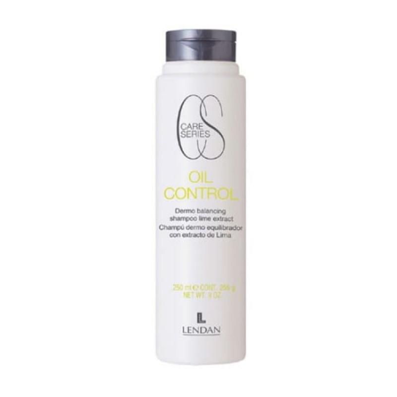 Шампунь для жирной кожи головы с лаймом Shampoo Oil Control LENDAN