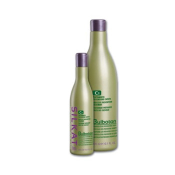 Шампунь от выпадения волос SILKAT BULBOTON C1 BES