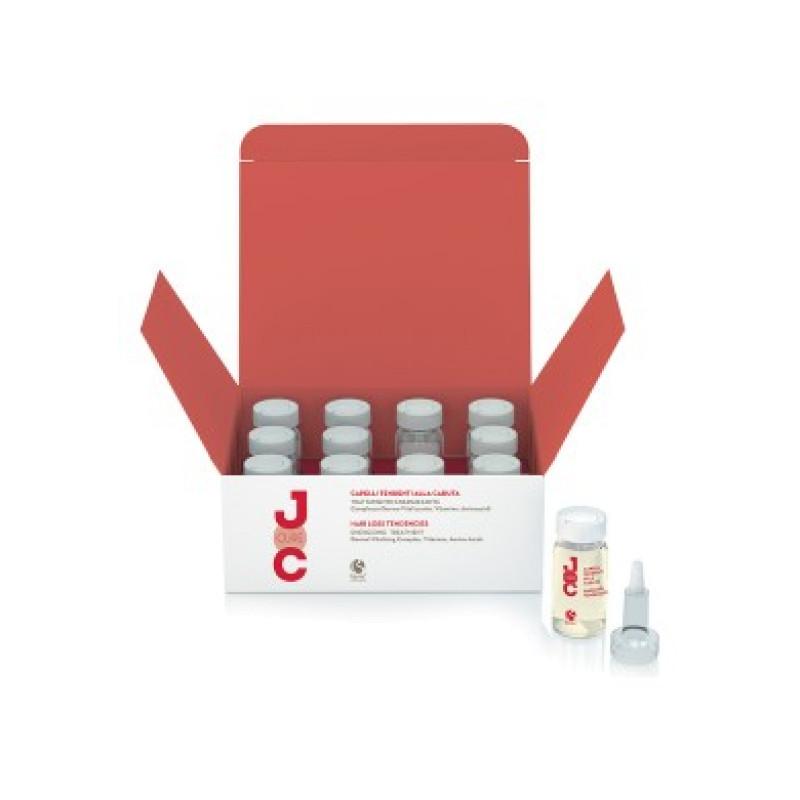 Интенсивная терапия против выпадения волос стимулирующий биоактивный комплекс с витаминами (Joc Cure | Energizing Tretament) Barex (Барекс)