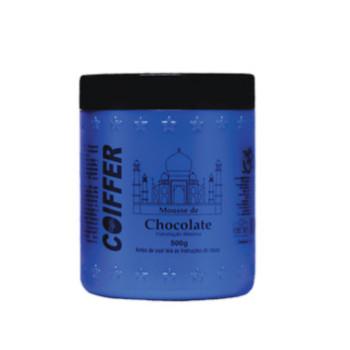 Маска-мусс для увлажнения волос De chocolate COIFFER