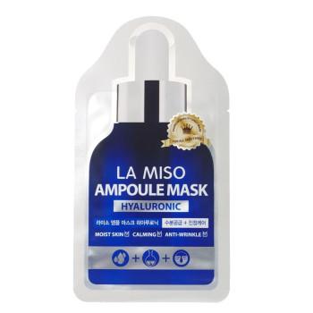 Ампульная маска с гиалуроновой кислотой Ampoule mask hyaluronic LA MISO