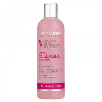 Шампунь для лифтинга волос с коллагеном Lifting Collagen Shampoo pH 5,5 SPA MASTER PROFESSIONAL