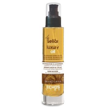 Масло для волос усилитель цвета Luxury Oil ECHOSLINE
