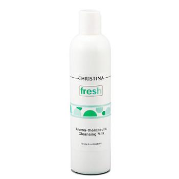 Fresh Aroma Therapeutic Cleansing Milk for oily skin Ароматерапевтическое очищающее молочко для жирной кожи Christina (Кристина)