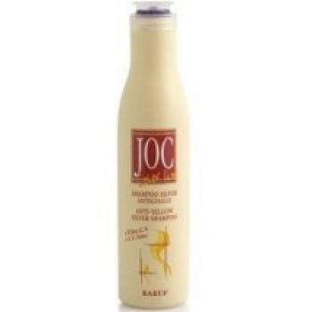 Шампунь для устранения желтого оттенка (JOC Color/ Anti-Yellow Silver Shampoo) Barex (Барекс)