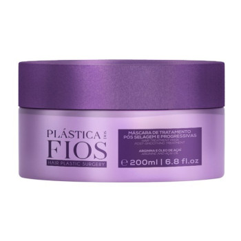 Восстанавливающая маска Plastica dos Fios Instant Restoring Mask CADIVEU