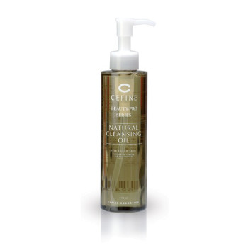 Масло очищающее питательное для всех типов кожи 'Beauty Pro Natural Cleansing Oil' CEFINE