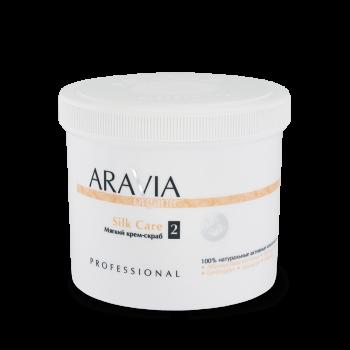 ARAVIA Organic Мягкий крем-скраб Silk Care