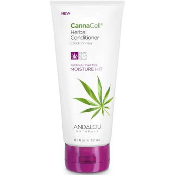 Травяной кондиционер с пачули Conditioner - MOISTURE HIT ANDALOU NATURALS