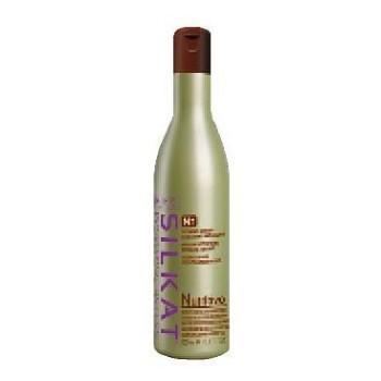 Питательный шампунь для сухих волос SILKAT NUTRITIVO N1 BES