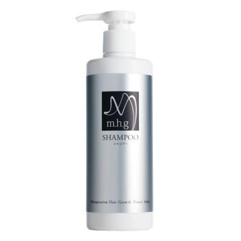 Профессиональный шампунь для волос с экстрактом плаценты и кератином Pro Shampoo M.H.G. UTP