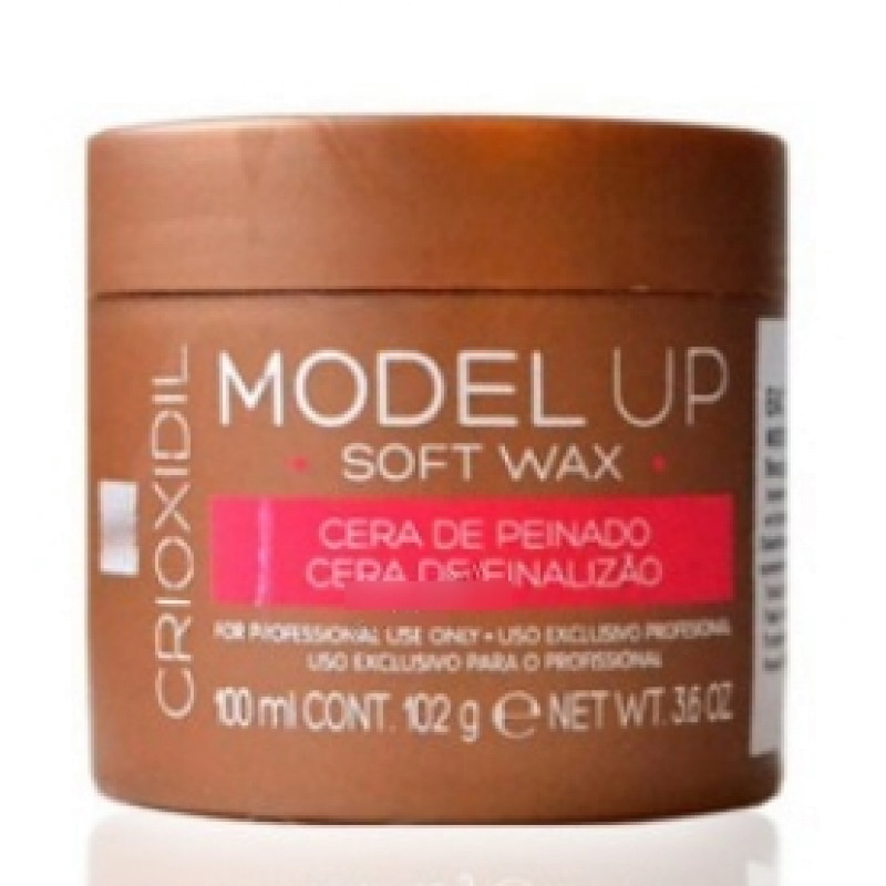 Воск для укладки волос Soft wax CRIOXIDIL
