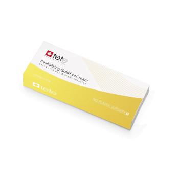 Омолаживающий крем для ВЕК с коллоидным золотом Revitalizing Gold Eye Cream TETE