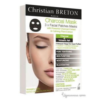 Чёрная маска для глубокого очищения CHRISTIAN BRETON