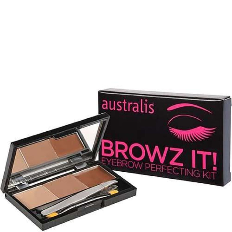 Палетка для контуринга Aust Browz It Kit AUSTRALIS
