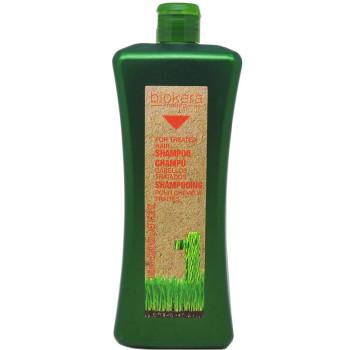 Champu cabellos tratados шампунь для поврежденных волос BIOKERA Salerm (Cалерм)