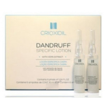 Лосьон от перхоти Dandruff specific lotion CRIOXIDIL