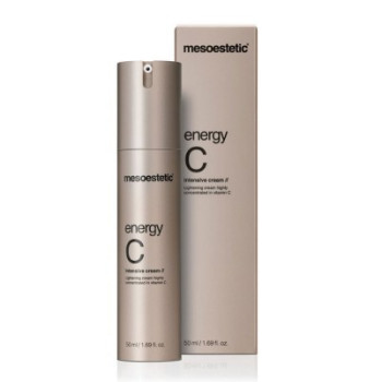 Energy C intensive cream осветляющий крем для лица Mesoestetic
