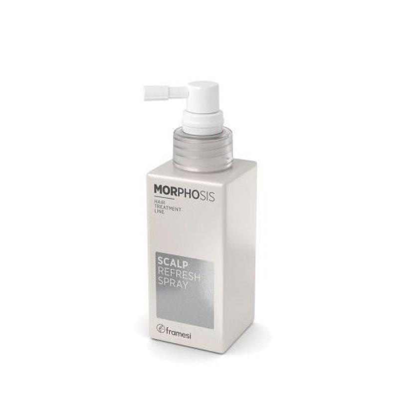 Спрей регулирующий для кожи головы MORPHOSIS SCALP REFRESH FRAMESI