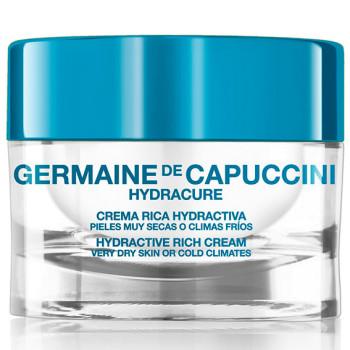 Крем для очень сухой кожи HydraCure Rich Cream Very Dry Skin GERMAINE DE CAPUCCINI