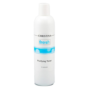 Fresh Purifying Toner for normal skin Очищающий тоник для нормальной кожи Christina (Кристина)