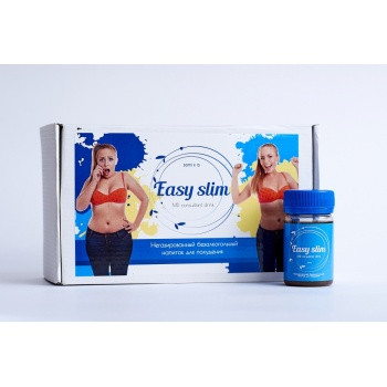 Напиток для активного лимфодренажа Easy Slim Drink MD CONSULTANT DRINK