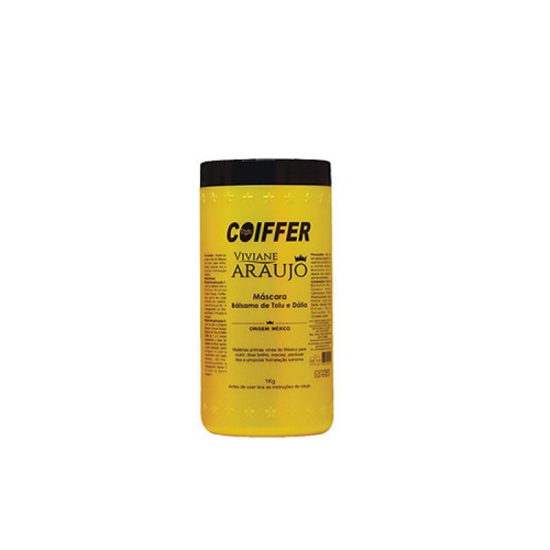 Восстанавливающая система для увлажнения волос Viviane Araujo - ШАГ 2 COIFFER