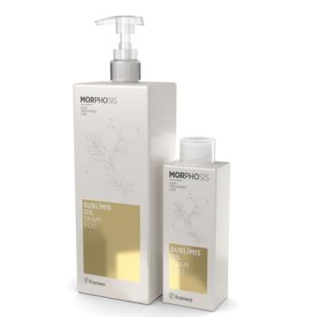 Шампунь для волос на основе арганового масла MORPHOSIS SUBLIMIS OIL FRAMESI