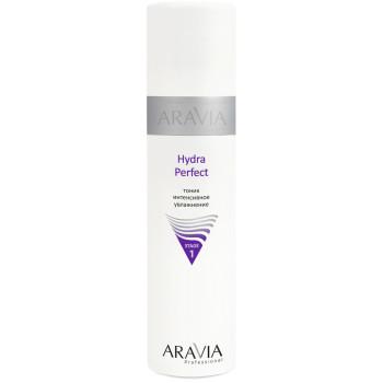 Тоник интенсивное увлажнение Hydra Perfect ARAVIA