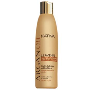 Оживляющий концентрат для волос с маслом Арганы ARGAN OIL KATIVA
