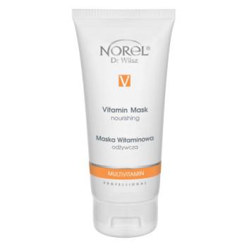 Восстанавливающая кремовая маска с витаминным комплексом /MultiVitamin - Nourishing vitamin mask NOREL DR. WILSZ