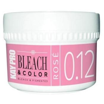 0.12 Пигментированная обесцвечивающая паста Роза - Bleach Color Bleach Pigmented Rose KAYPRO
