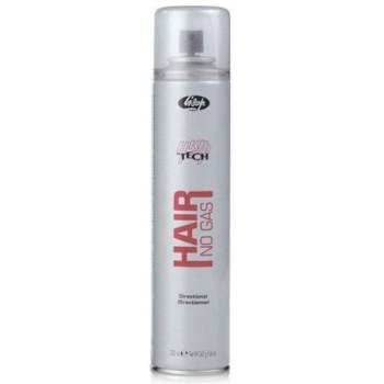Лак без газа для укладки волос сильной фиксации High Tech hair No Gas Strong LISAP MILANO